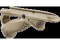 Эргономичная наклонная  рукоятка FAB-Defense PTK бежевая