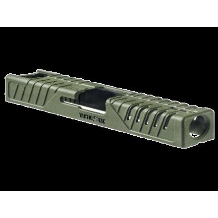 Полимерная накладка на затвор Glock 17 FAB-Defense Tactic Skin 17
