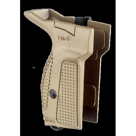 Рукоятка для пистолета Макарова (для левши) FAB-Defense PM-G(L) бежевая