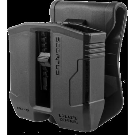 Двойной пенал FAB Defense PG-9S поворотный для Глока PG-9S